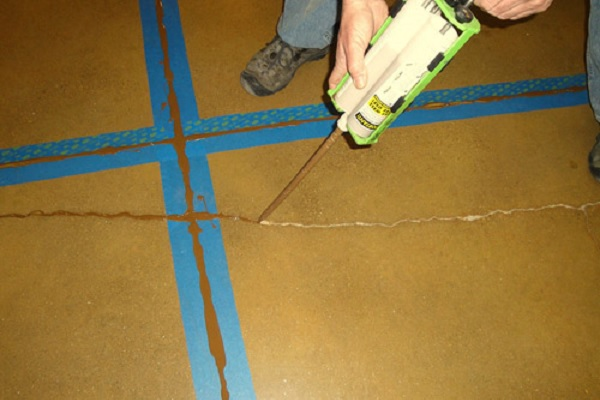 fixes for polished concrete floors