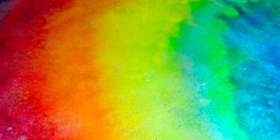 There is one exception to the rule that dyes don't reactive dyes