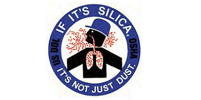 If it's silica, its not just dust