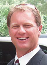 Doug Carlton photo in suit