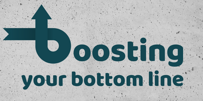 Boosting your bottom line