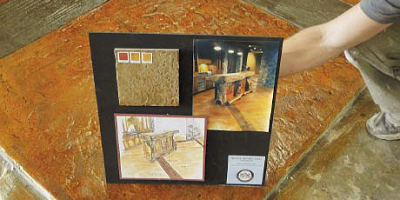 Almost all manufacturers of decorative concrete systems and equipment offer some sort of training on their products.