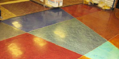 These metallic coatings and additives add color and visual flair to concrete surfaces. More are introduced every year.