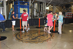 In a growing industry, Sun King Brewery still stands out. A popular microbrewery that crafts both a premium product and numerous seasonal offerings, Sun King is the first brewery to ever win four gold medals at the prestigious Great American Beer Festival, held annually in Denver.