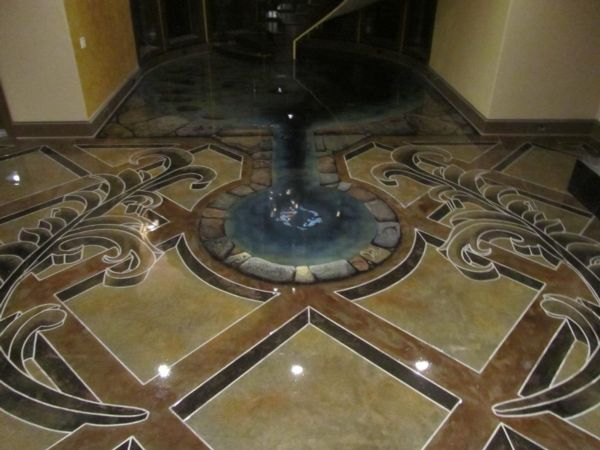 The 2014 Decorative Concrete Award Winners Presented By