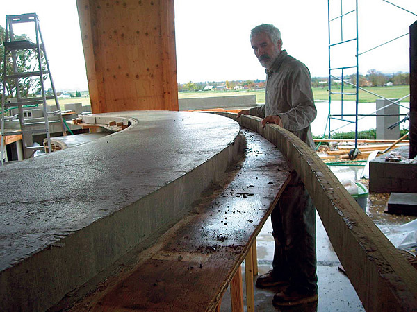 Cast In Place Concrete Slabs : A veteran concrete floor guy takes on high end cast in