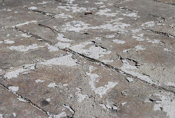 Winter Damage To Decorative Concrete