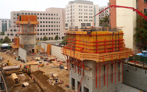 Architectural Concrete Stands Tall Concrete Decor