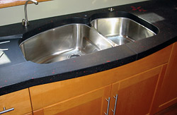 Quality control for decorative concrete countertops