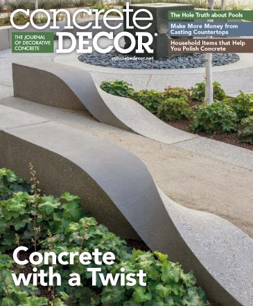Concrete Decor - Vol. 14 No. 5 - July 2014