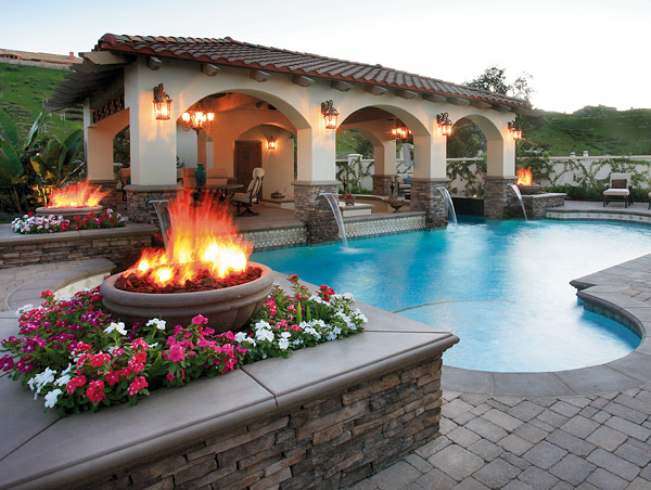 A Guide To Building Concrete Fire Features Diy Fire Features Concrete Fire Bowls Concrete
