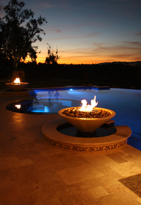 A Guide To Building Decorative Concrete Fire Features
