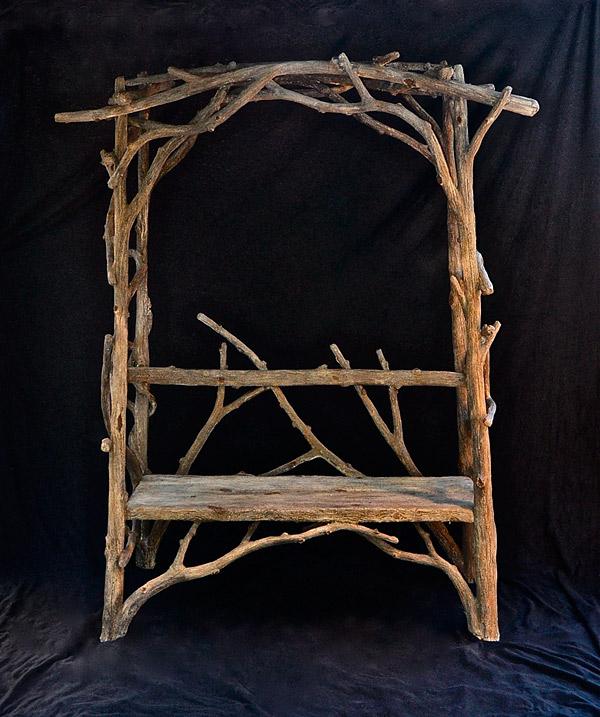 Merveilleux Michael Fogg Concrete Faux Bois Furniture
