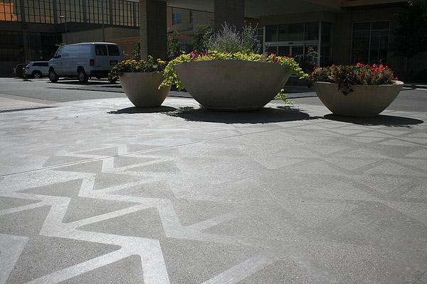 Decorative Concrete In Colorado Trends Near And Far Concrete Decor