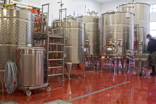 Ohio Winery Gets Decorative Concrete Overhaul Concrete Decor