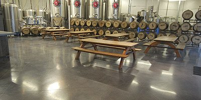 Polished concrete brewery floor - There's a brew-ha-ha over craft beers these days. And no wonder -- with an average of 1.5 breweries opening daily, according to the Brewers Association in Boulder, Colorado, it's not a stretch to say new ones are popping up faster than a fresh keg can be tapped.