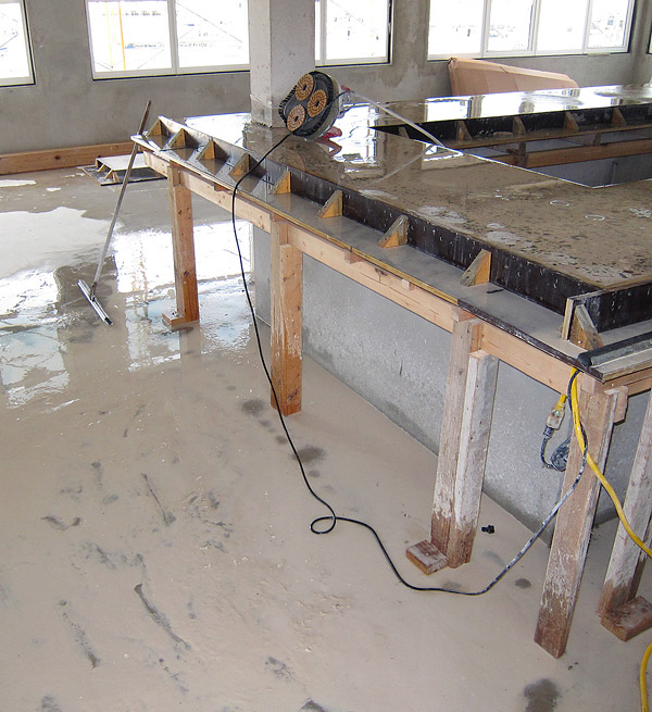 Which Concrete Countertop Casting Method Is Best For The Job