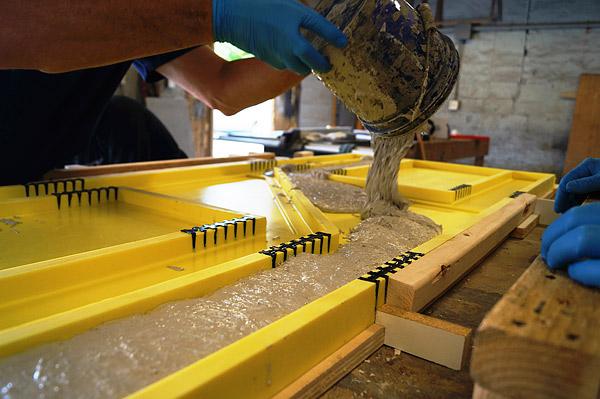 How to Bend GFRC (Glass-Fiber Reinforced Concrete) | Concrete Decor