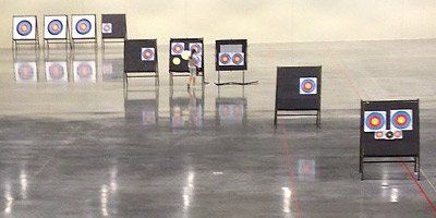 Polished Concrete Archery Range - Concrete Decor Magazine