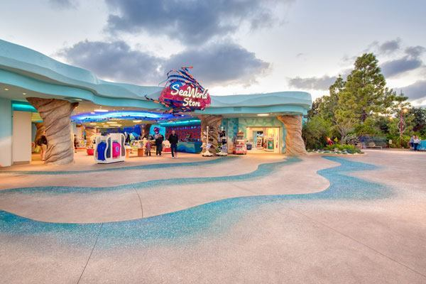 Multiple Applications, Over 5,000 Square Feet, Second Place: T.B. Penick & Sons Inc., San Diego, California SeaWorld
