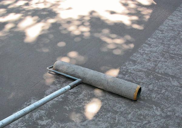 Can I Paint A Concrete Slab