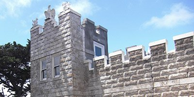 Mazza Castle restoration project