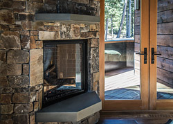 precast fireplace hearth