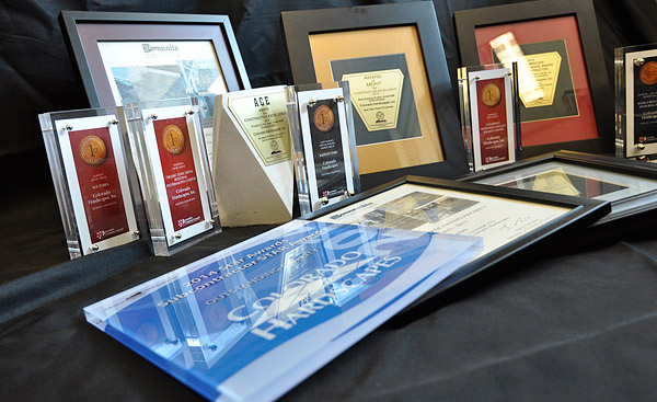 What should you do with awards once you've won them? Putting them on display is a good start but there's so much more you can do to optimize their benefits, from generating media attention to sharing the limelight with your clients.