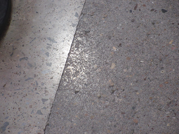 repairing existing underlayments on concrete floors