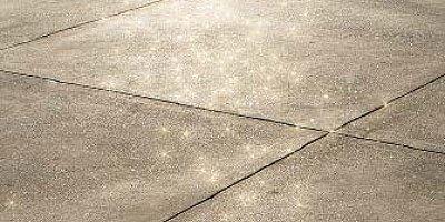 Seeding Aggregate in Concrete | Concrete Decor