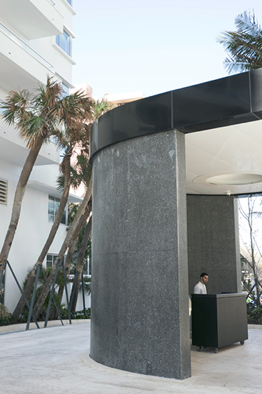 Vertical Polished Concrete Condo Touted To Be World S