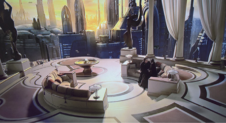 star wars scene from revenge of the sith
