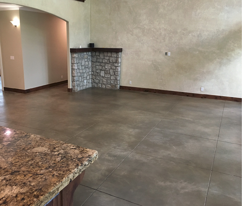 Water Based Concrete Stains Grow In Pority Decor
