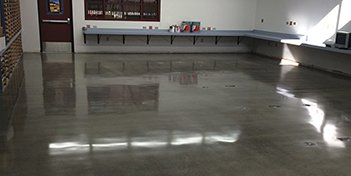 Schools and Public Facilities Weigh the Benefits of Polished Concrete
