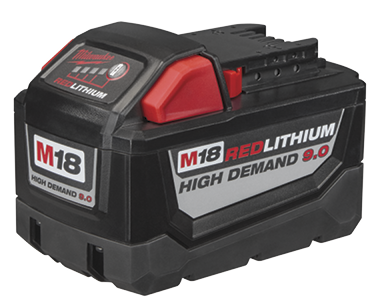 The lithium-ion battery has revolutionized the cordless-tool market by providing more power over a longer period.