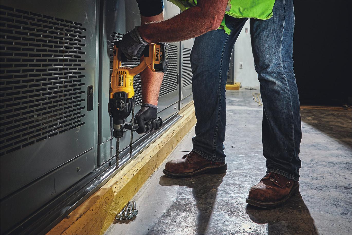 cordless tools are a must have on a concrete job site concrete decor
