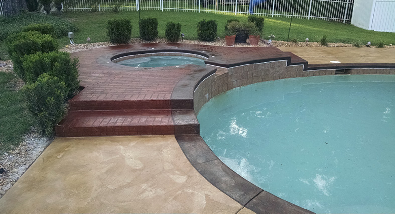 For outdoor rooms consumer tastes extend beyond the for Pool design basics