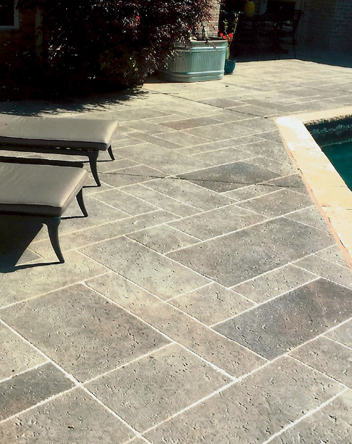Outstanding SunStone ATD Concrete Coatings, Dallas-Fort Worth, Texas