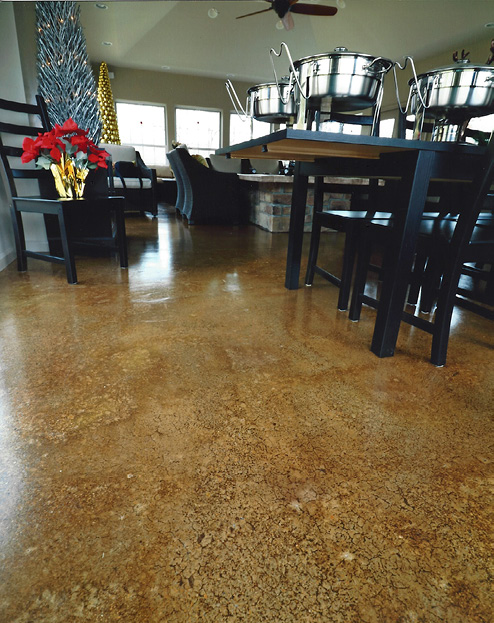 Outstanding Residential Job Decorative Concrete Resurfacing, St. Louis, Missouri