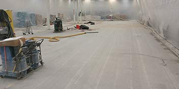 How to avoid pitfalls when polishing concrete floors in retail facilities