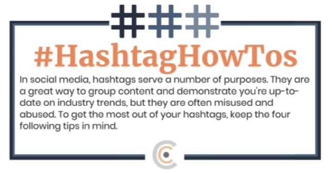 Do you remember the last time you saw a hashtag? Chances are it was in the last hour but at least sometime today, and it may not have even been on a social network. Hashtags are everywhere these days, from your favorite TV show to highway billboards.