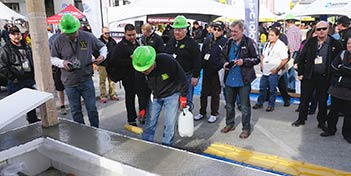 WOC 2018: Mall of Concrete is Shaping Up