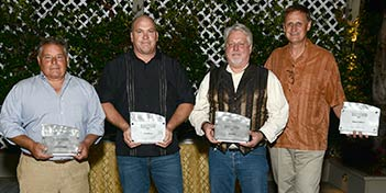 Four Chosen for Decorative Concrete Hall of Fame Honor
