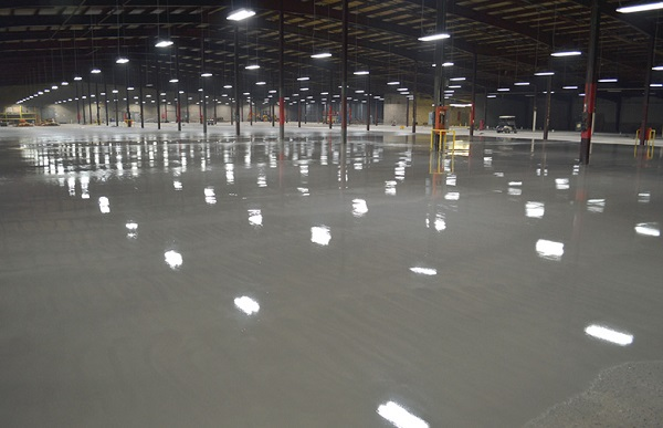 a reactivatable, high-flow, self-leveling underlayment Photos courtesy of Ardex Americas