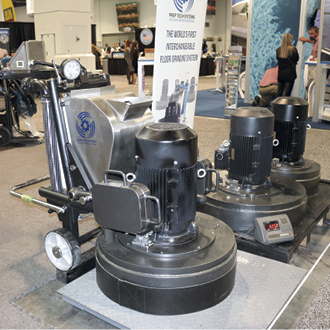 With a very innovative take on grinders, Prep Tech Systems has come up with an interchangeable grinding system that should entice small business owners trying to build up their fleet.