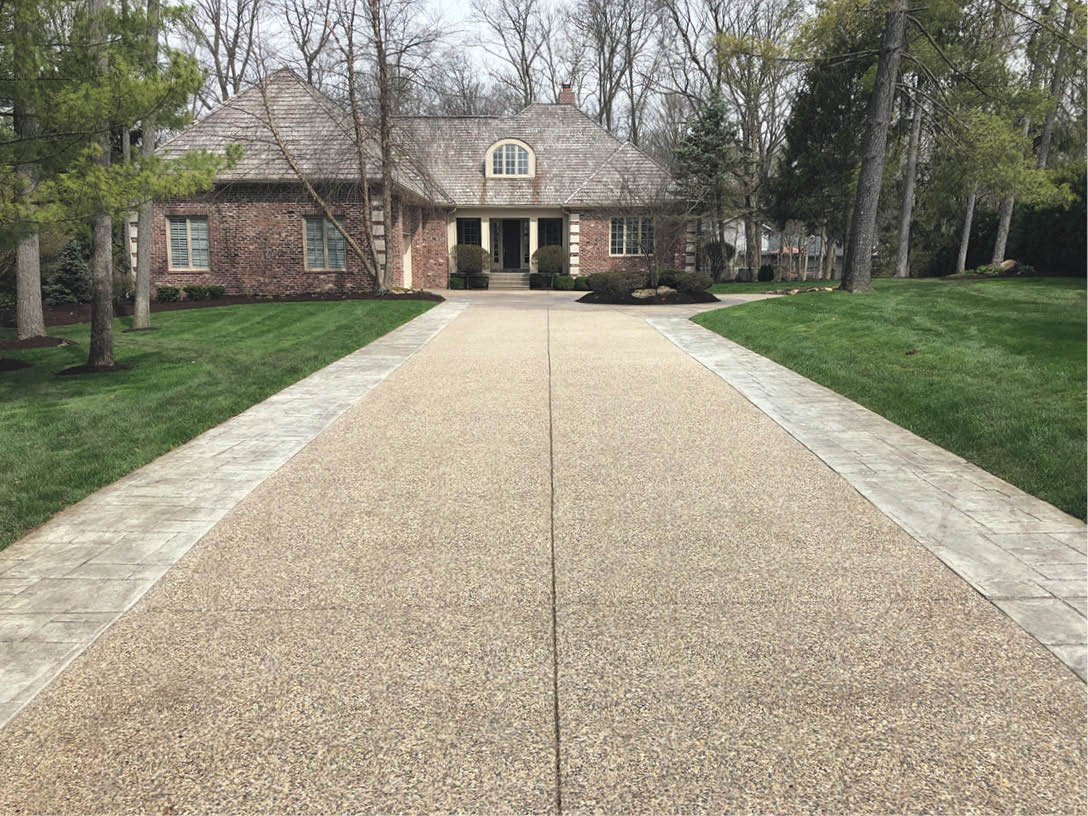 Seal Exposed Aggregate Concrete For Best Results Concrete Decor