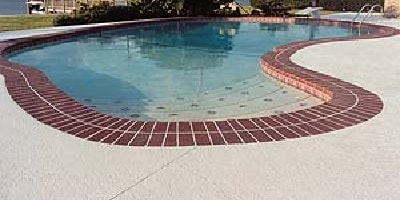 Concrete resurfacing is a way to put a new face on an existing concrete surface without removing it first.