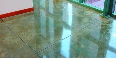 Create a new look by adding color to your concrete sealer.