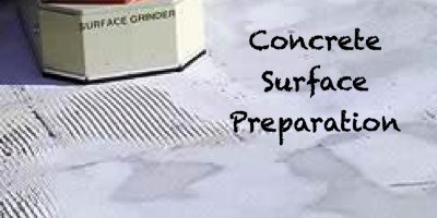 Know concrete inside and out before starting to prepare the surface for a concrete topping.