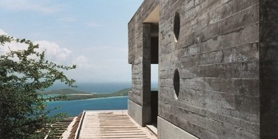 Concrete home built in Hurricane Alley withstands extreme wind